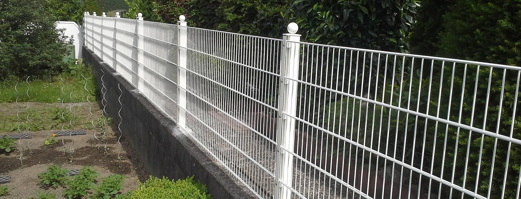 Zaun Belles Zaunbau Zaunmontage und Reperatur Startseite